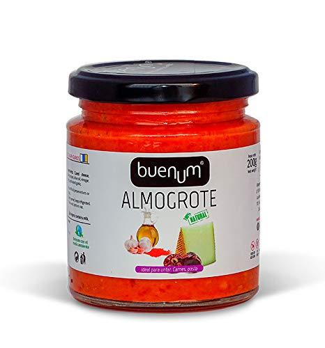 Almogrote BUENUM 200 gr. Producto Islas Canarias.