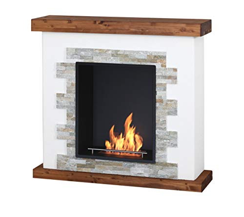 muenkel design Sellana Ethanol Fireplace