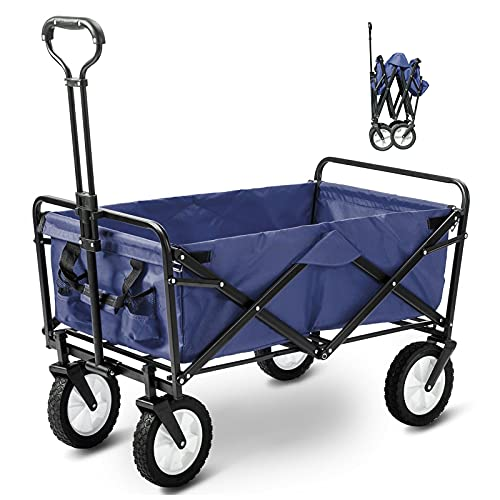 Best Foldable Camping Trolley (Our Top 2021 UK Guide)