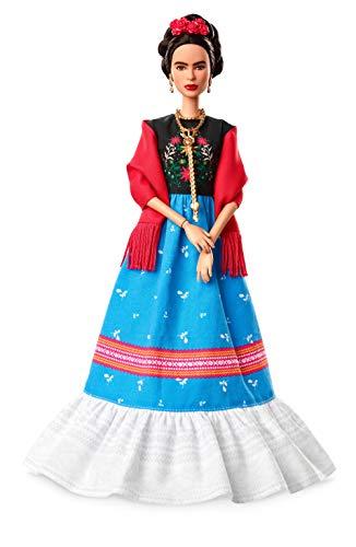 "Barbie Collector, muñeca Frida Khalo de ""Grandes Mujeres"" (Mattel FJH65)"