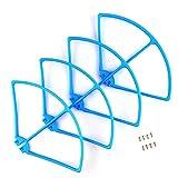 DronePost Anello di protezione SYMA X8 X8C X8W X8G RC Drone blu...