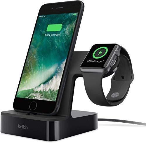 Belkin Powerhouse Docking Station a doppia ricarica per Apple Watch e iPhone