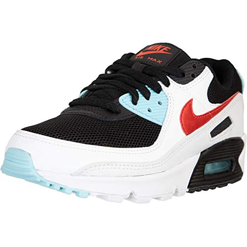 Nike Air Max 90 - Zapatillas para mujer, color Blanco, talla 41 EU
