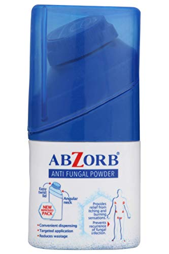 Abzorb Anti Fungal Powder - 50 g (Pack of 3)