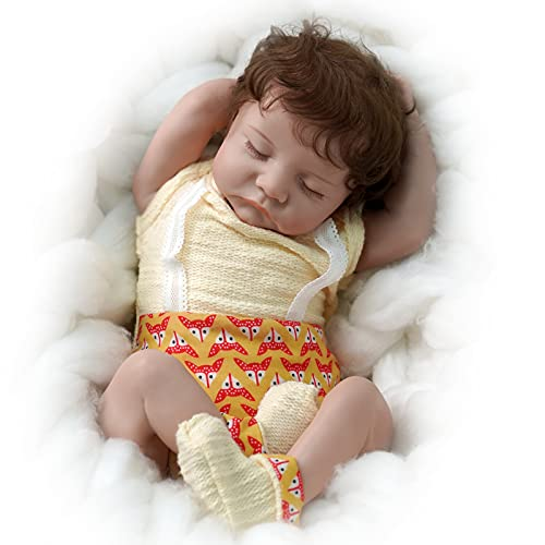 JIZHI Lifelike Reborn Baby Dolls Girls [Washable & Poseable]...