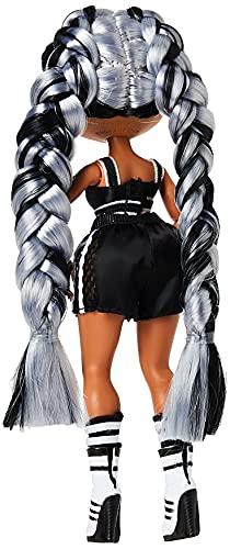 Image 1 - Poupée Mannequin LOL Surprise OMG Dance Dance Dance B-Gurl avec 15 Surprises, vêtements stylés, Lumière noire Magique, Accessoires, Chaussures, Socle, Pack TV. Pour fille de 4 ans et plus