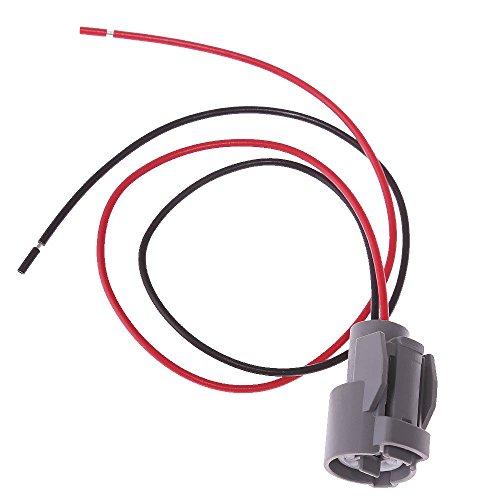 Coolant Temperature Sensor Plug Pigtail Connector for Honda Civic Integra B/D/H/F Engines VTEC 12' Long