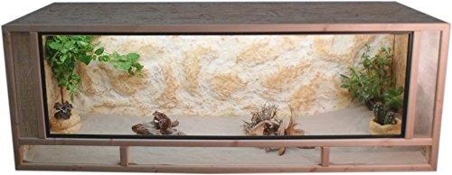 Terrarium | Hout | Diverse afmetingen | 140x60x60cm