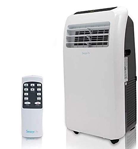 7. SereneLife 10,000 BTU Portable Air Conditioner