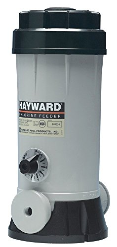 Hayward CL220ABG Off-line Above-Ground Pool Automatic Chemical Feeder