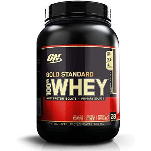 ゴールドスタンダード 100% ホエイ エクストリーム ミルクチョコレート 907g