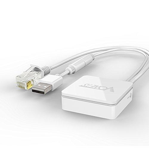 Vonets - Mini Ripetitore WiFi 300Mbps, Router + Bridge wireless VAR11 N-300