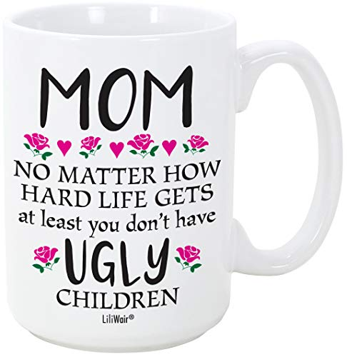 Mothers Day Gifts For Mom From Daughter Son Funny Birthday...