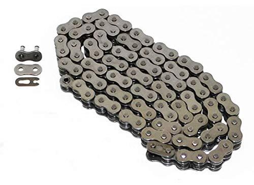 Cycle ATV Non O Ring Chain 520-76 fits Polaris - 250 Trail Blazer - 330 Trail Boss - 400 500 Scrambler - 400 Xplorer
