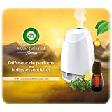 AIR WICK Diffuseur d'Huiles Essentielles Essential Mist + 1 Recharge Parfum Thym...