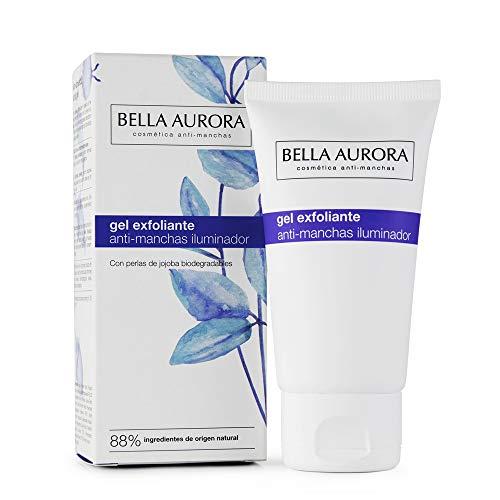 Bella Aurora Gel Exfoliante Facial Anti-Manchas | Limpia la Piel en Profundidad | Peeling...