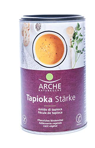 Almidon De Tapioca Sin Gluten Orgánico Pure Almidón 200g A