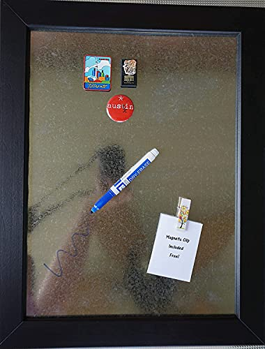 Art Prints Inc Magnetic Dry Erase Memo Board 14x18 w/Free Magnet...