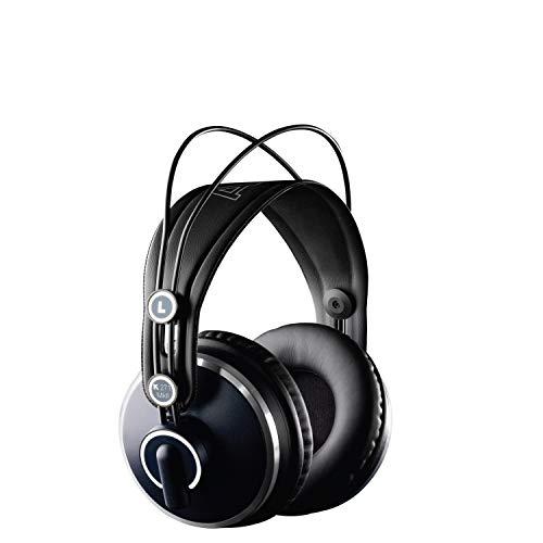 AKG K271 MKII Cuffie da Studio Professionali, Over-Ear, Nero
