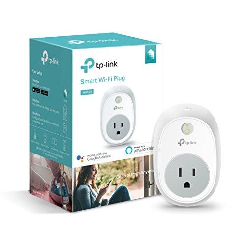 Kasa Smart WiFi Plug by TP-Link –...