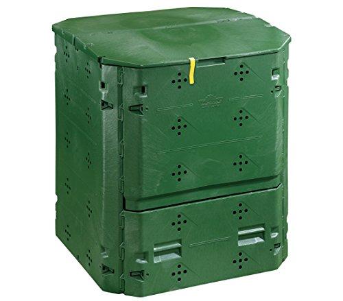 Dehner Thermokomposter 420 Liter, ca. 84 x 74 x 74 cm,...