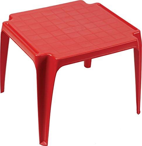 Ipae-Progarden S.P.A. Tavolino, Rosso, Small