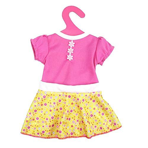 shentaotao Vestido De La Manera De 18 Pulgadas De América Y Regalo 43 Cm Baby Born Muñeca Ropa Accesorios Generación Cumpleaños De La Muchacha