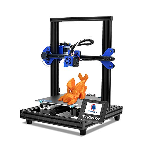 TRONXY Factory Direct Sales XY-2 Pro FDM 3D Printer,Print Size 255x255x260MM,Resume Printing Function After Power Off,Filament Detection,Automatic Leveling, PLA/ABS/PETG etc.Removable Aluminum Plate