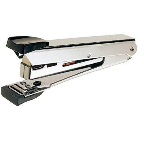 Rapid TEN12 - Mini cucitrice (metallo, 10 fogli), colore: Nero