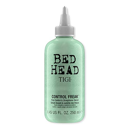TIGI Bed Head Control Freak Serum, Frizz Control and Straightener, Clean , 8.45-Fluid Ounce