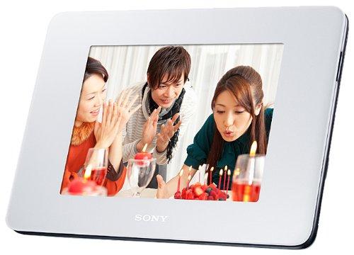 ソニー SONY デジタルフォトフレーム D830 シルバー DPF-D830/S