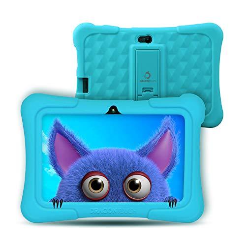 Dragon Touch Tablet para Niños con WiFi Bluetooth 7 Pulgadas...