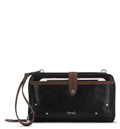 41TVPzAArjL Find the perfect companion for your day on the go with The Sak® Iris Large Smartphone Crossbody bag.