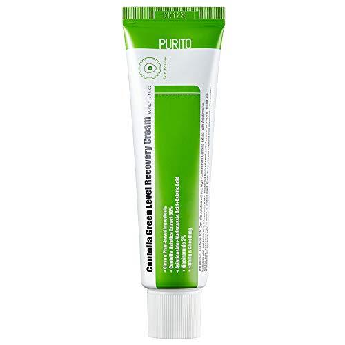 La delicadeza transformada en crema con la Centella Green Level Recovery Cream de PURITO