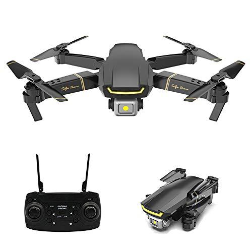 Walmeck- Drone Globale GW89 Drone RC per Principianti Altitudine Hold modalit Senza Testa Pieghevole...