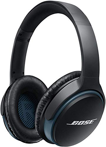 Bose SoundLink 741158-0010 Cuffie Around-Ear II Wireless, Nero