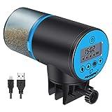 Focuspet Distributeur Nourriture Poisson Chargement USB avec...