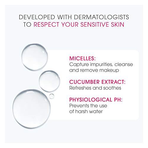 Bioderma - Sensibio H2O - Micellar Water - Cleansing and Make-Up Removing - Refreshing feeling - for Sensitive Skin 3