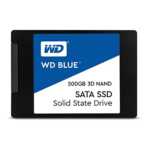Western Digital WDS500G2B0A WD Blue - Disco de estado sólido, 500GB,...