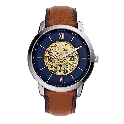 Fossil Neutra Analog Blue Dial Men's Watch-ME3160