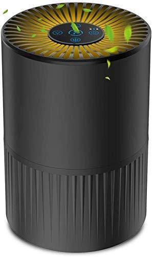 Purificador de Aire con Filtro HEPA, Filtración de 4 Etapas,...