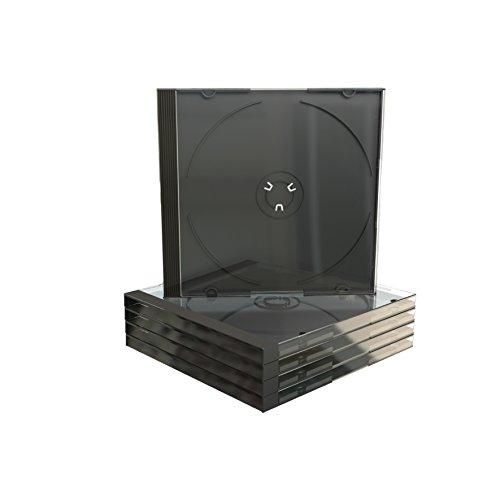 MediaRange BOX22-M custodia Jewel Case 50 pezzi per CD/DVD