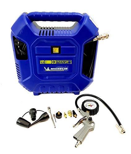 Micelin Compresseur 1,5 HP MB1 + 11 accessoires