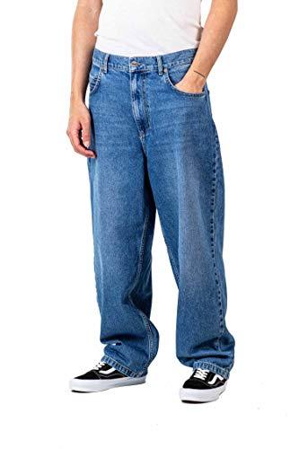 Reell Jeans da uomo Baggy cod. 1108-001 - 02-002 Faded Light Blue 31 W/32 L