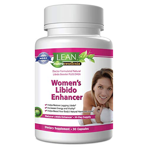 Lean Nutraceuticals Libido Enhancer for Women Md Formulated...