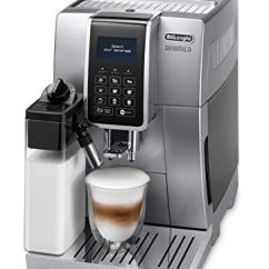 DeLonghi Dinamica ECAM 350.75.S Kaffeevollautomat (1450 Watt)