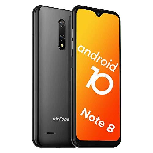 Teléfono Móvil Libre, Ulefone Note 8 Android 10 3G Smartphone...
