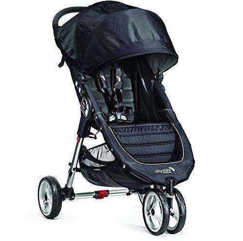 Baby Jogger BJ0131121000  City Mini 3 Passeggino, Nero(Black/Gray)