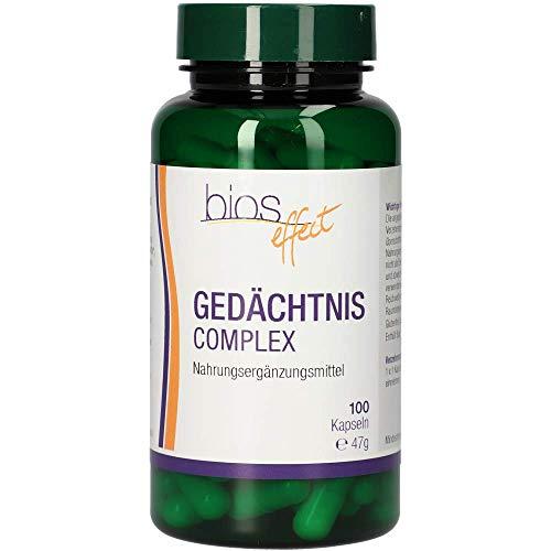 Bios Effect Gedächtnis complex, 100 Kapseln, 1er Pack (1 x 47 g)