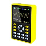 Digital Mini Oscilloscope,Hima 5012H 2.4' LCD Display Screen Handheld Portable Digital Mini Oscilloscope with 100MHz Bandwidth and 500MS/s Sampling Rate